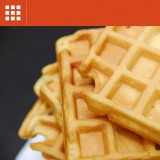 Waffles and the waffle icon
