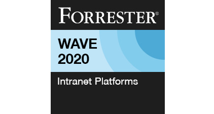 Forrester - Wave 2020 Intranet platforms