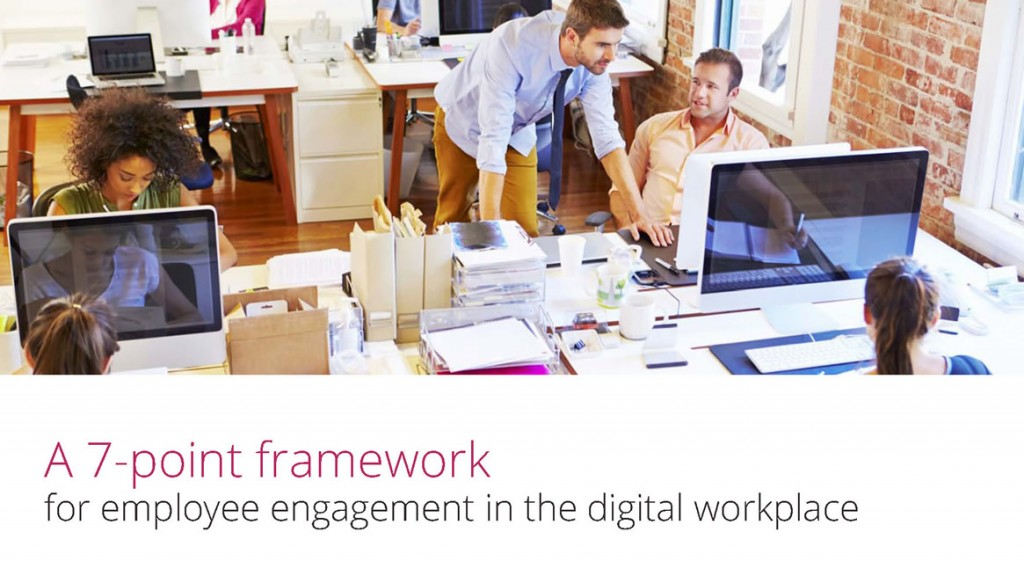 Engagement framework cover