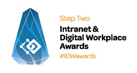 Step Two Intranet & Digital Workplace Awards