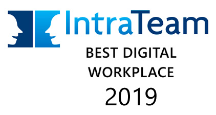 IntraTeam - Best digital workplace 2017